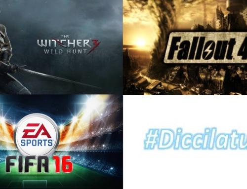 Voce ai giocatori: the Witcher e Fallout sugli scudi, delude FIFA