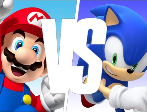 Mario e Sonic – L'importanza di una mascotte