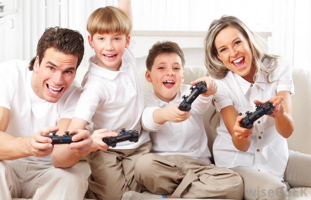 Videogiochi e famiglia