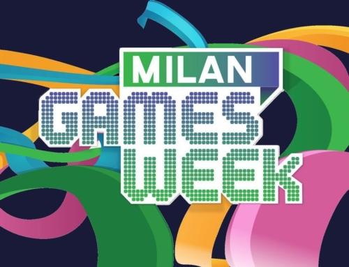 Prossimo appuntamento: Games Week – Milano (14-15/10/16)