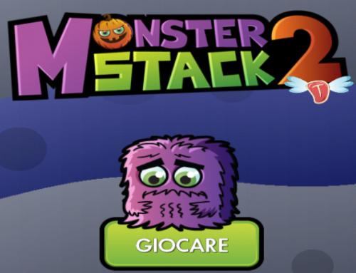 Il lato divertente della fisica – Monster Stack 2