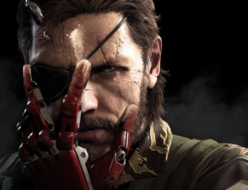 Feels: Metal Gear Solid V The Phantom Pain
