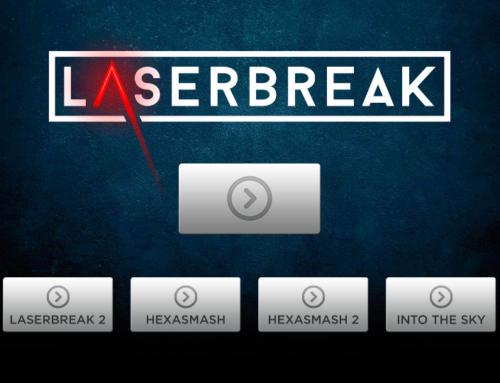 Il lato divertente della fisica – Laserbreak