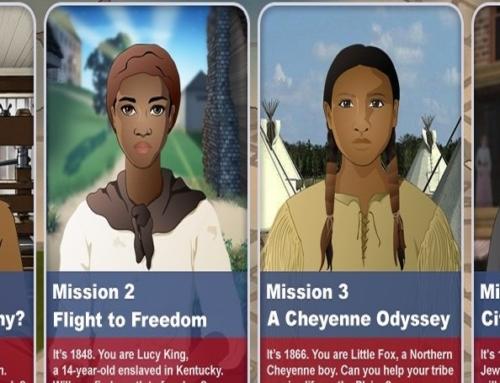 La loro storia è nelle tue mani: Mission US!
