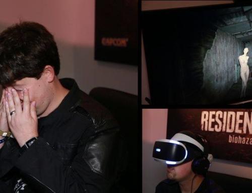 Motion Sickness, uno sgambetto alla VR