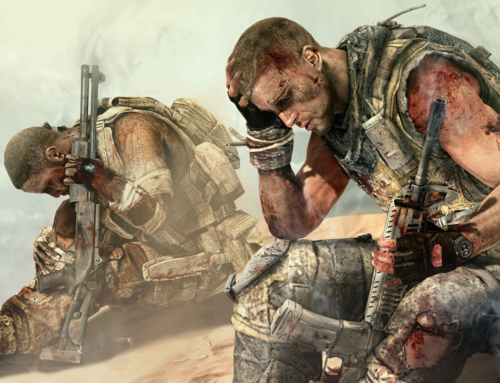 Feels: Spec Ops: The Line