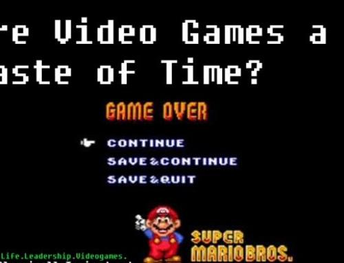 5 motivi per cui i videogiochi non sono una perdita di tempo