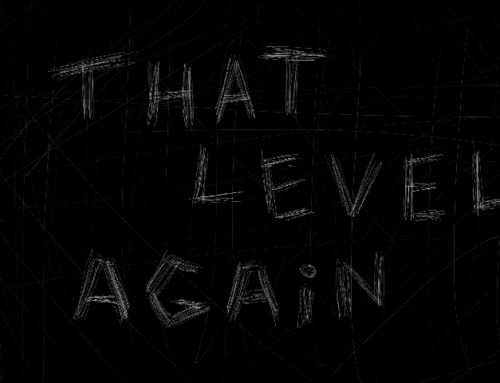 Mille e un livello: la creatività di That Level Again