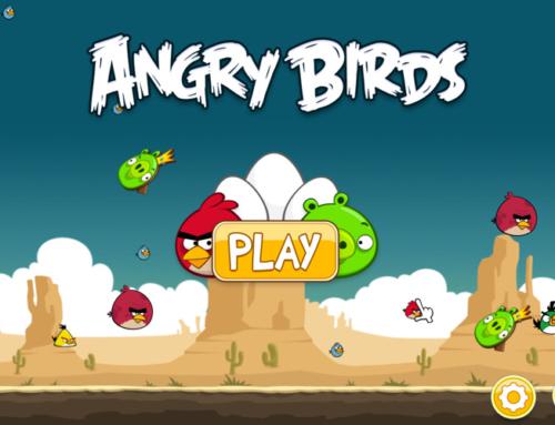 Il lato divertente della fisica – Angry Birds