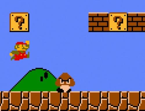 """""""It's me, Mario!"""""""