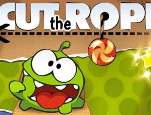 Il lato divertente della fisica – Cut the rope