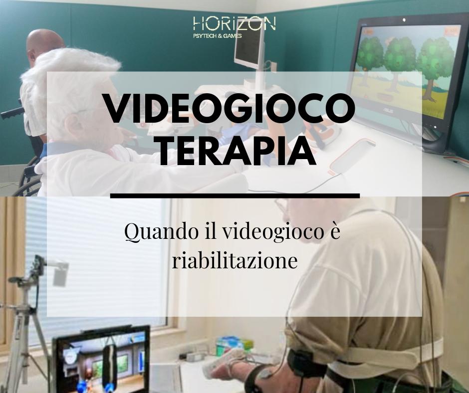 Videogioco-terapia: quando il videogioco è riabilitazione