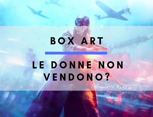 Box Art: le donne non vendono?