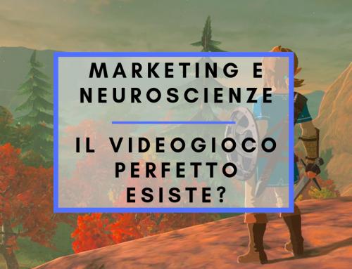 Markenting e Neuroscienze:il videogioco perfetto esiste?