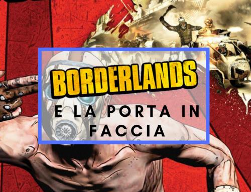 Box Art: Borderlands e la porta in faccia