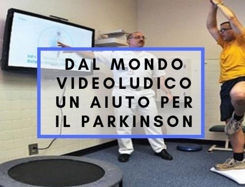 Dal mondo videoludico un aiuto per il Parkinson