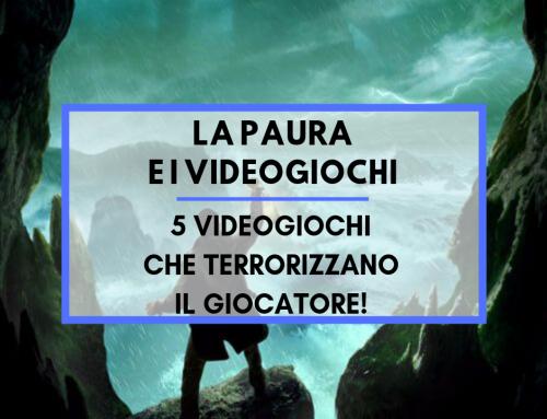 La paura e i videogiochi – 5 Videogiochi che terrorizzano il giocatore!