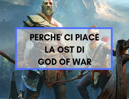 Perché ci piace la OST di God of War
