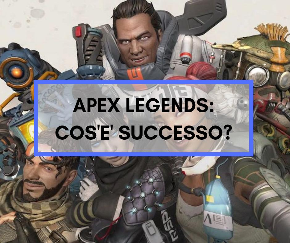 Apex Legends, cosa è successo?