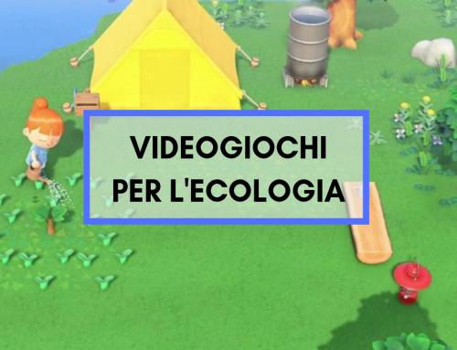 Videogiochi per l'ecologia