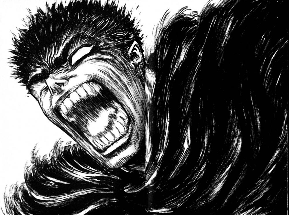 rabbia Berserk